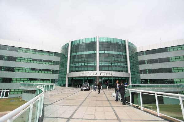Nova sede da Polícia Civil no Setor Policial (Roberto Castro/GDF)