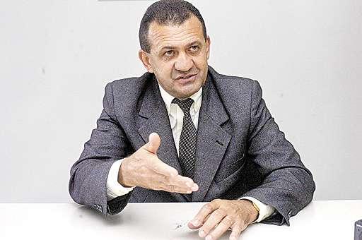 Delegado Crizanto: conhecido pelo caso Mário Eugênio, teria cobrado para evitar derrubada em condomínio  (Marcelo Ferreira/CB/D.A Press - 5/11/04)