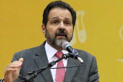 Governador Agnelo Queiroz, durante Abertura do Ano Letivo 2013 (Roberto Barroso/GDF)