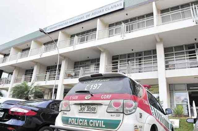 Administração de Águas Claras tem alto percentual de comissionados: no fim do ano passado, ex-gestor foi preso acusado de corrupção (Ed Alves/CB/D.A Press - 7/11/13)