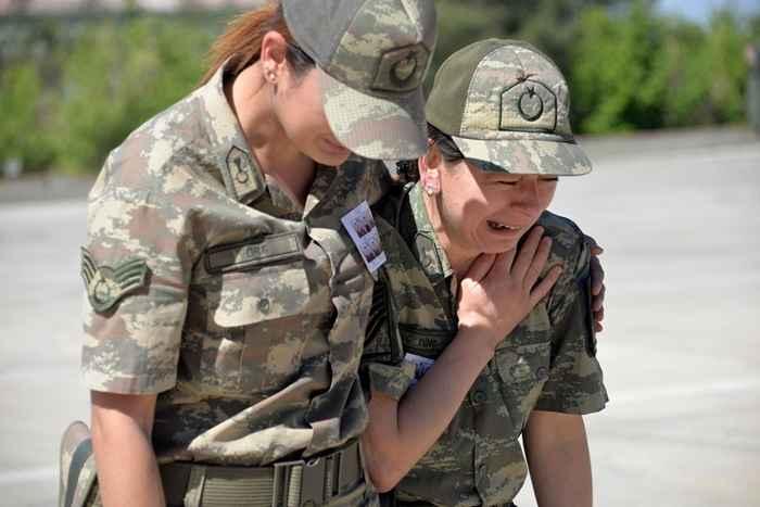 STR/Dogan News Agency/AFP