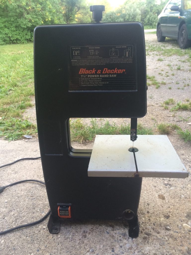 1 2 Decker Black 7 And Band Saw