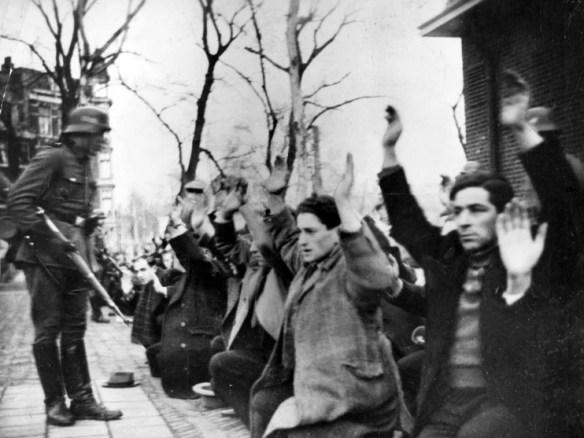 Wie waren de Februaristakers?