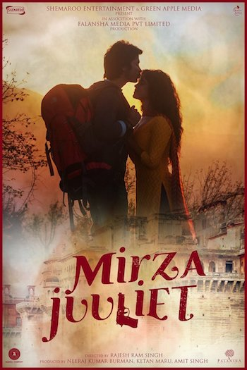 Mirza Juuliet 2017 Hindi Full 300mb Movie Download
