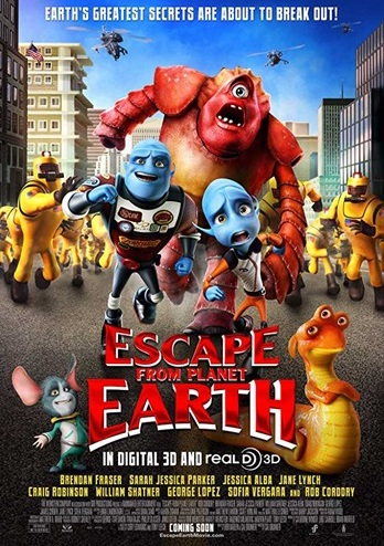 Escape From Planet Earth 2013 Dual Audio Hindi Full Movie Download