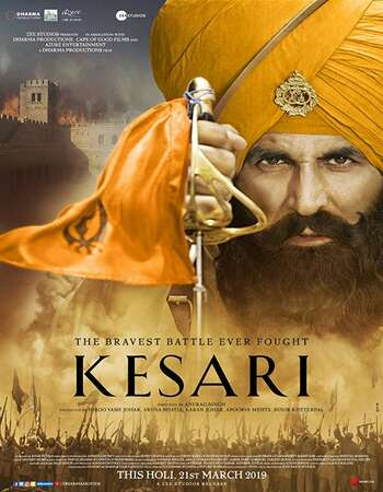 Kesari 2019 Hindi Full Movie 720p Download
