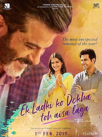 Ek Ladki Ko Dekha Toh Aisa Laga 2019 Hindi Movie Download