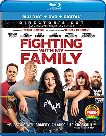 Fighting with My Family 2019 English Bluray Movie Download