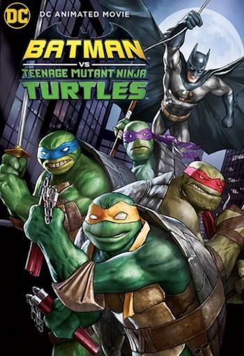Batman vs Teenage Mutant Ninja Turtles 2019 English Movie Download