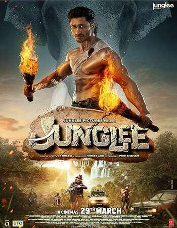 Junglee 2019 Full Hindi Movie 720p HEVC HDRip Download
