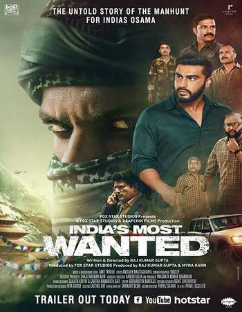 Indias Most Wanted 2019 Full Hindi Movie Free Download