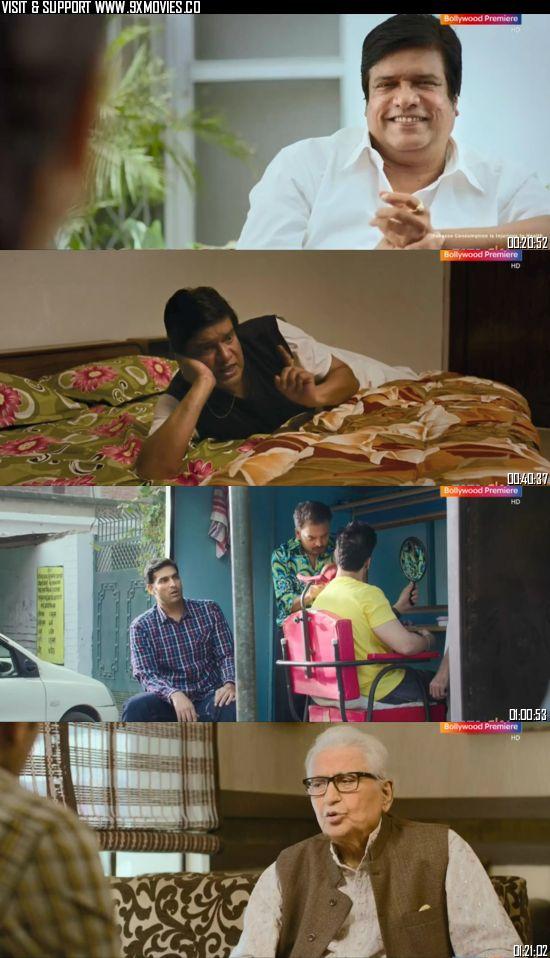 Marudhar Express 2018 Hindi 720p HDTV 800mb