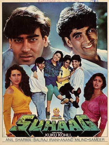 Suhaag 1994 Hindi Movie Download