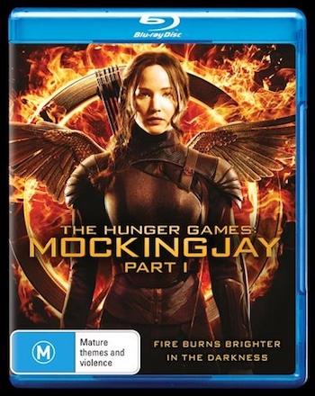 The Hunger Games Mockingjay Part 1 (2014) Dual Audio ORG Hindi Bluray Movie Download