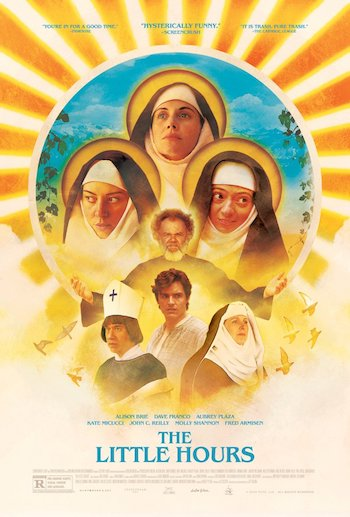 The Little Hours 2017 Dual Audio Hindi Bluray Movie Download