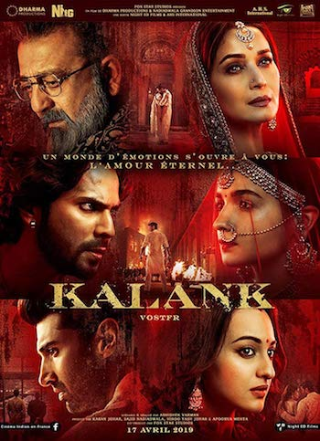 Kalank 2019 Hindi Movie Download