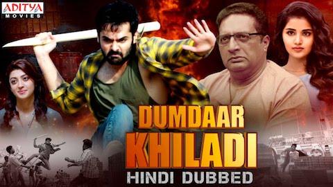 Dumdaar Khiladi 2019 Hindi Dubbed Movie 720p HDRip Download