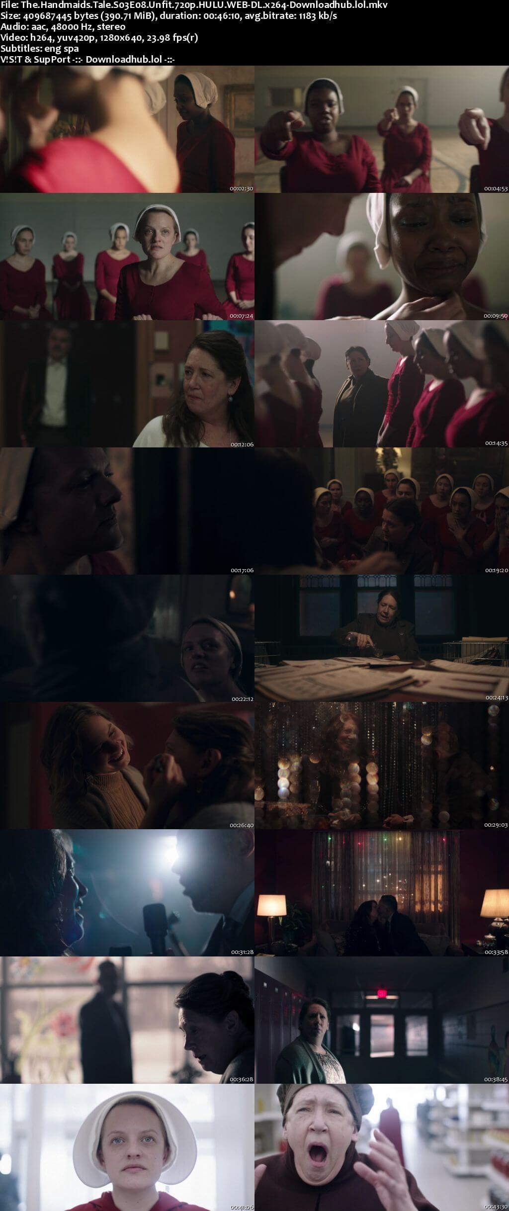 The Handmaids Tale Season 3 Episode 8 720p ESubs Download