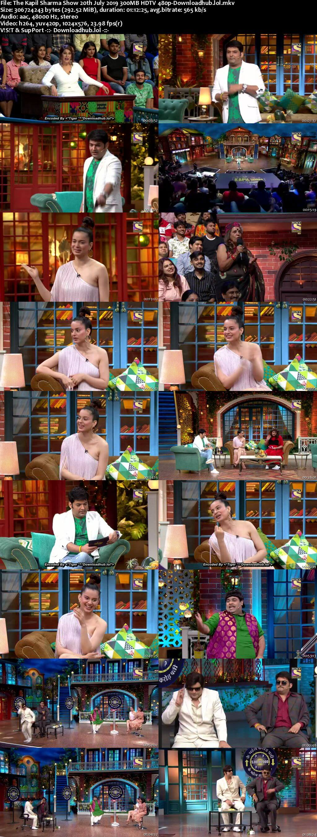 Watch Online The Kapil Sharma Show 20th July 2019 Download