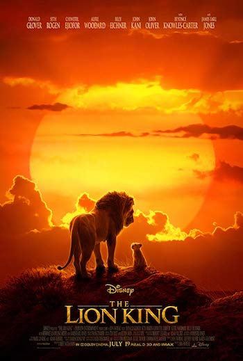The Lion King 2019 Dual Audio Hindi Movie Download