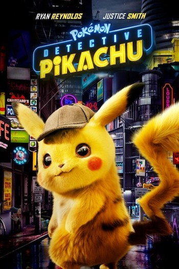Pokemon Detective Pikachu 2019 Dual Audio ORG Hindi Bluray Movie Download
