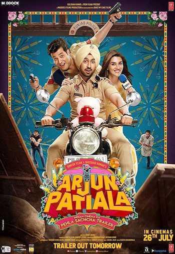 Arjun Patiala 2019 Hindi Movie Download