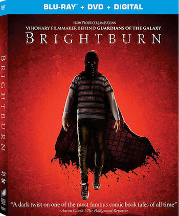 Brightburn 2019 English Bluray Movie Download