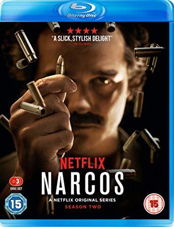 Narcos 2016 Season 02 Dual Audio Hindi All Episodes Download