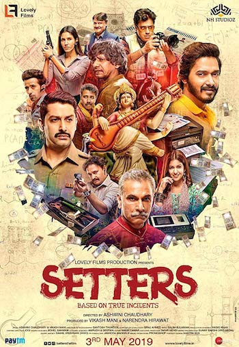 Setters 2019 Hindi Movie Download