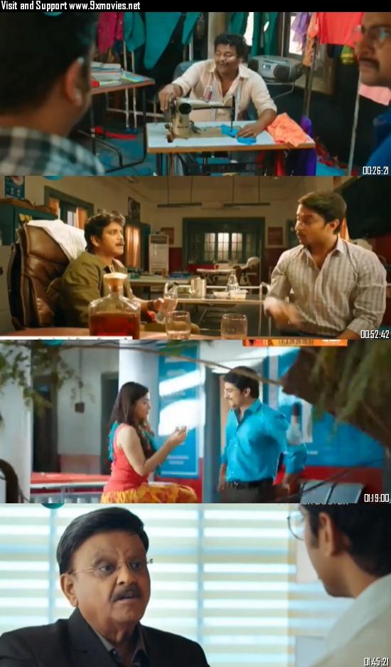 Don Aur Doctor 2019 Hindi Dubbed 720p HDTV 900MB
