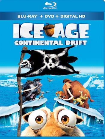 Ice Age - Continental Drift 2012 Dual Audio Hindi Movie Download