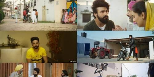 Gandhi Fer Aa Gea 2020 Punjabi 720p HDRip ESubs