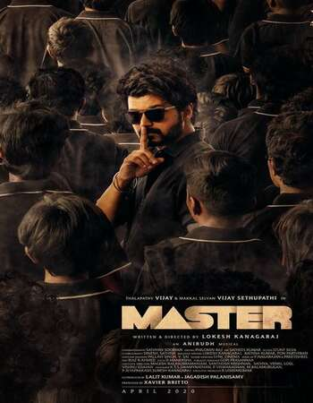 Vijay The Master (2021) Hindi Dubbed ORG 720p WEB-DL x264 AAC 1GB Melbet Cinema Download