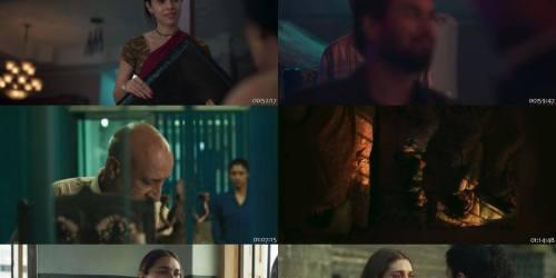 Ajeeb Daastaans 2021 Hindi 720p HDRip MSubs