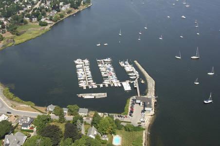Rhode Island Yacht Club In Cranston RI United States