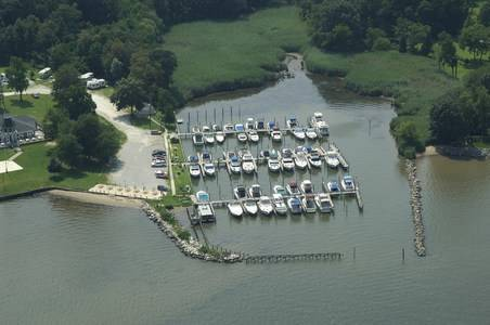 Eastern Yacht Club In Essex MD United States Marina