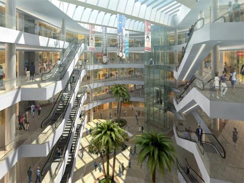 Galleria Mall List Of Shops المحلات في جالاريا مول