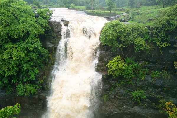 Image result for RANDHA FALLS during monsoons