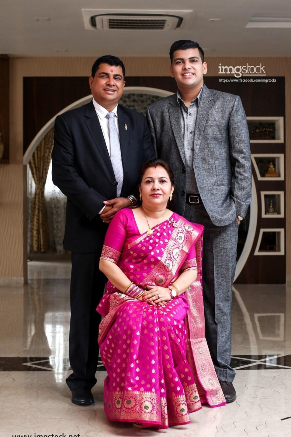 Bholeshwor Dulal Family - Imgstock, Biratnagar
