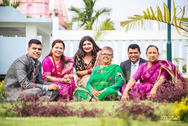 Bholeshwor Dulal Family