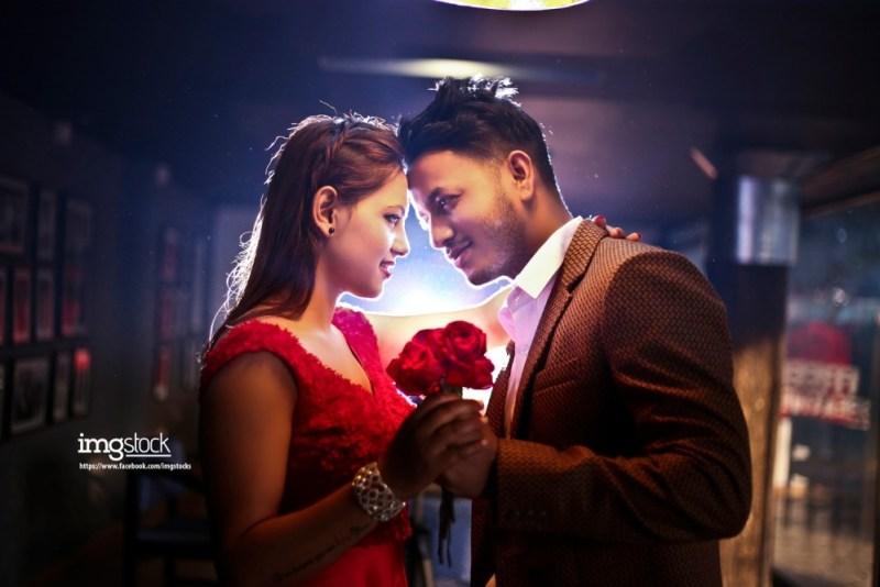 Valentine Day 2017 – Sajid & Mansa