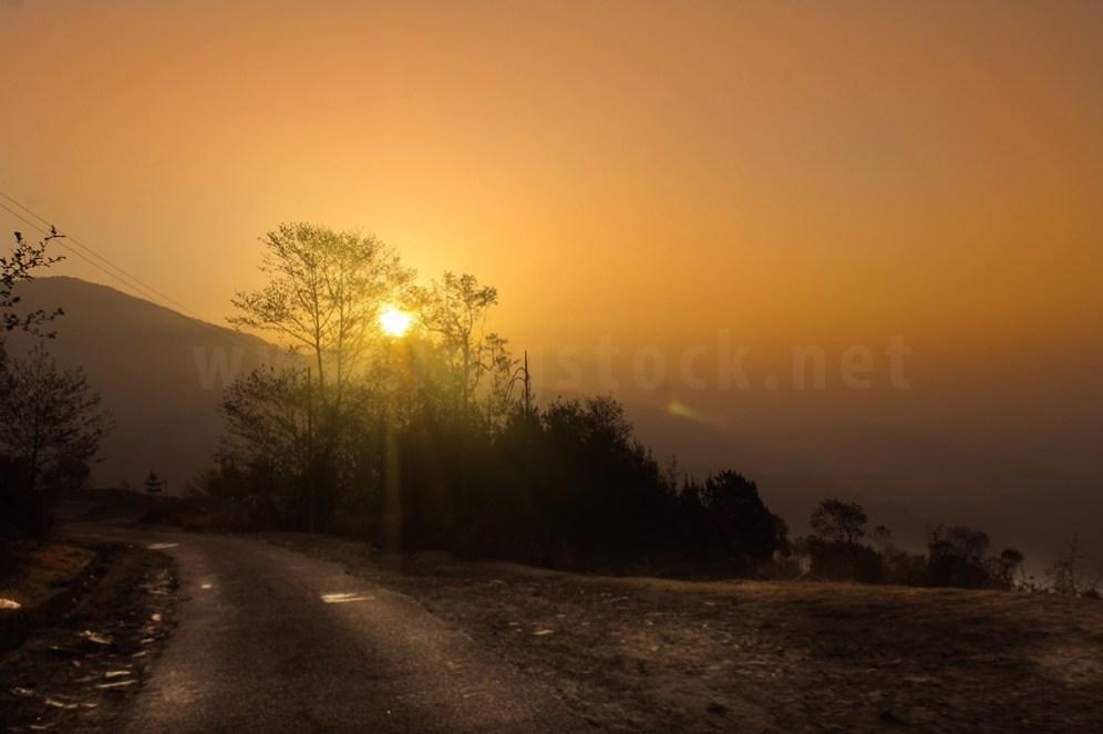 Sindhupal Chowk Sunset - Imgstock, Biratnagar