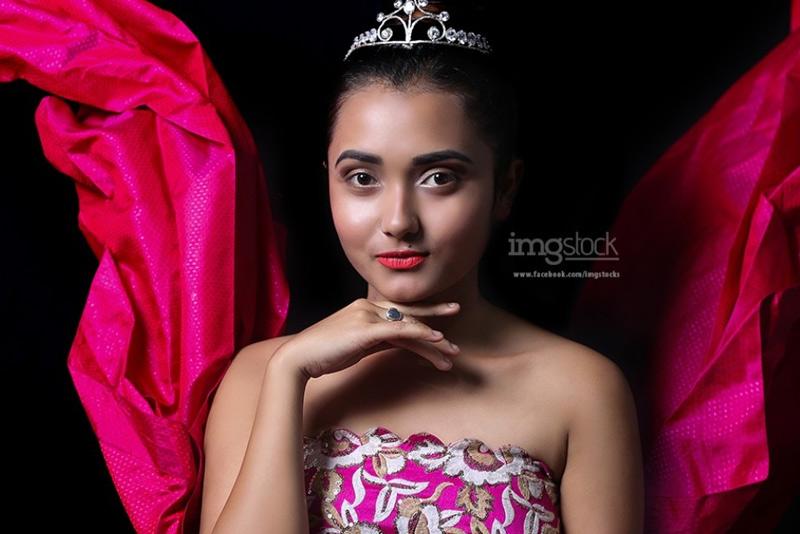 Purwanchal College Princess 2017 winner - Imgstock, Biratnagar