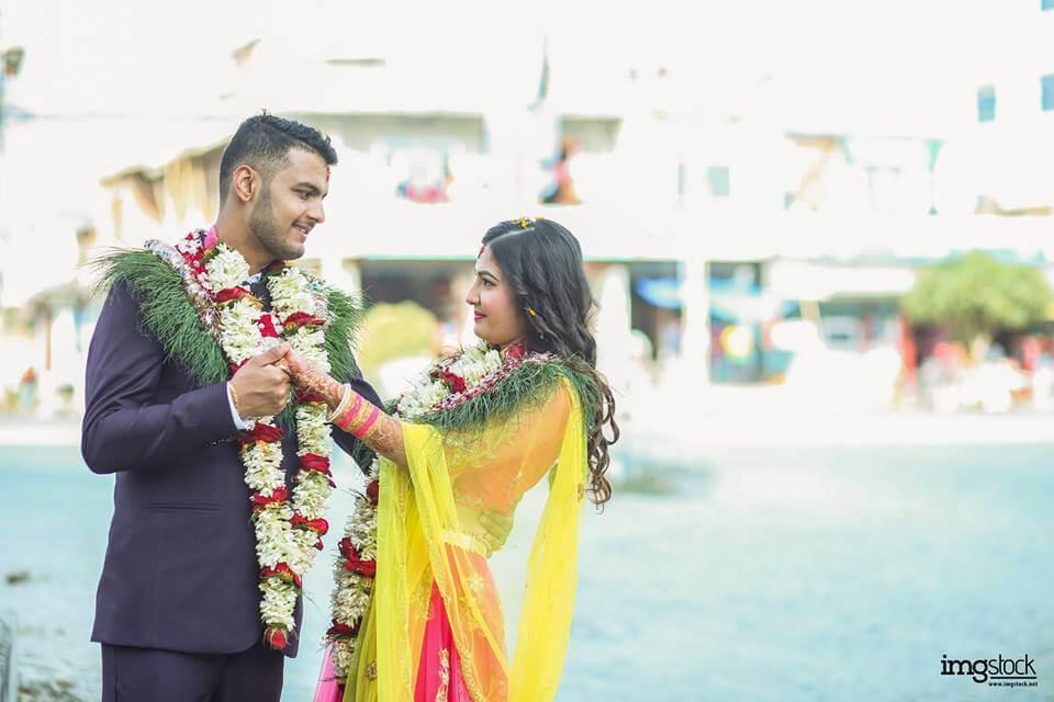 Ashmita weds Sanchet
