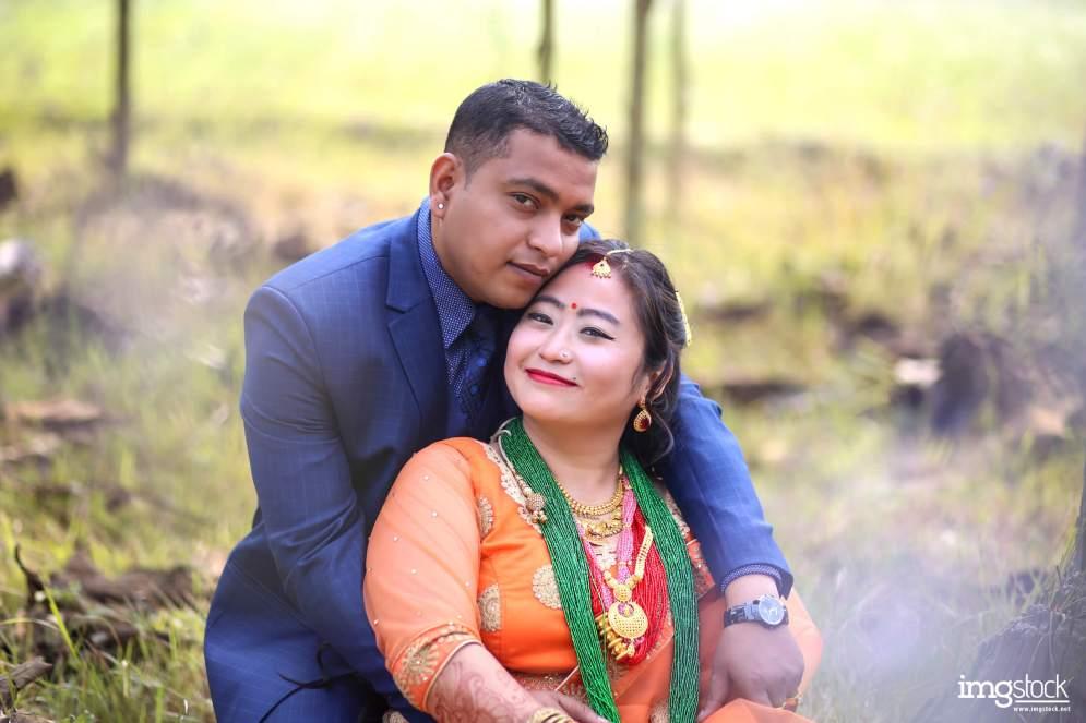 Bijay & Kalpana Post-Wedding - Imgstock, Biratnagar