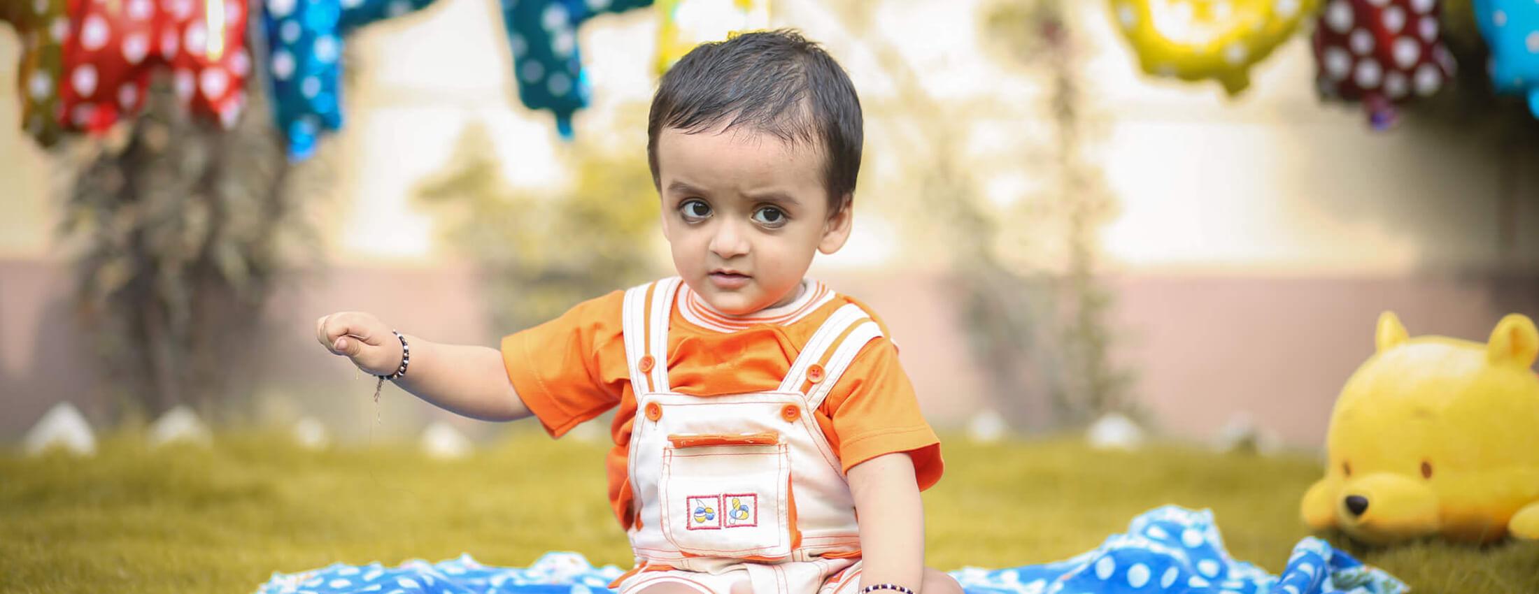 Sumit Baby Photoshoot - Imgstock, Biratnagar