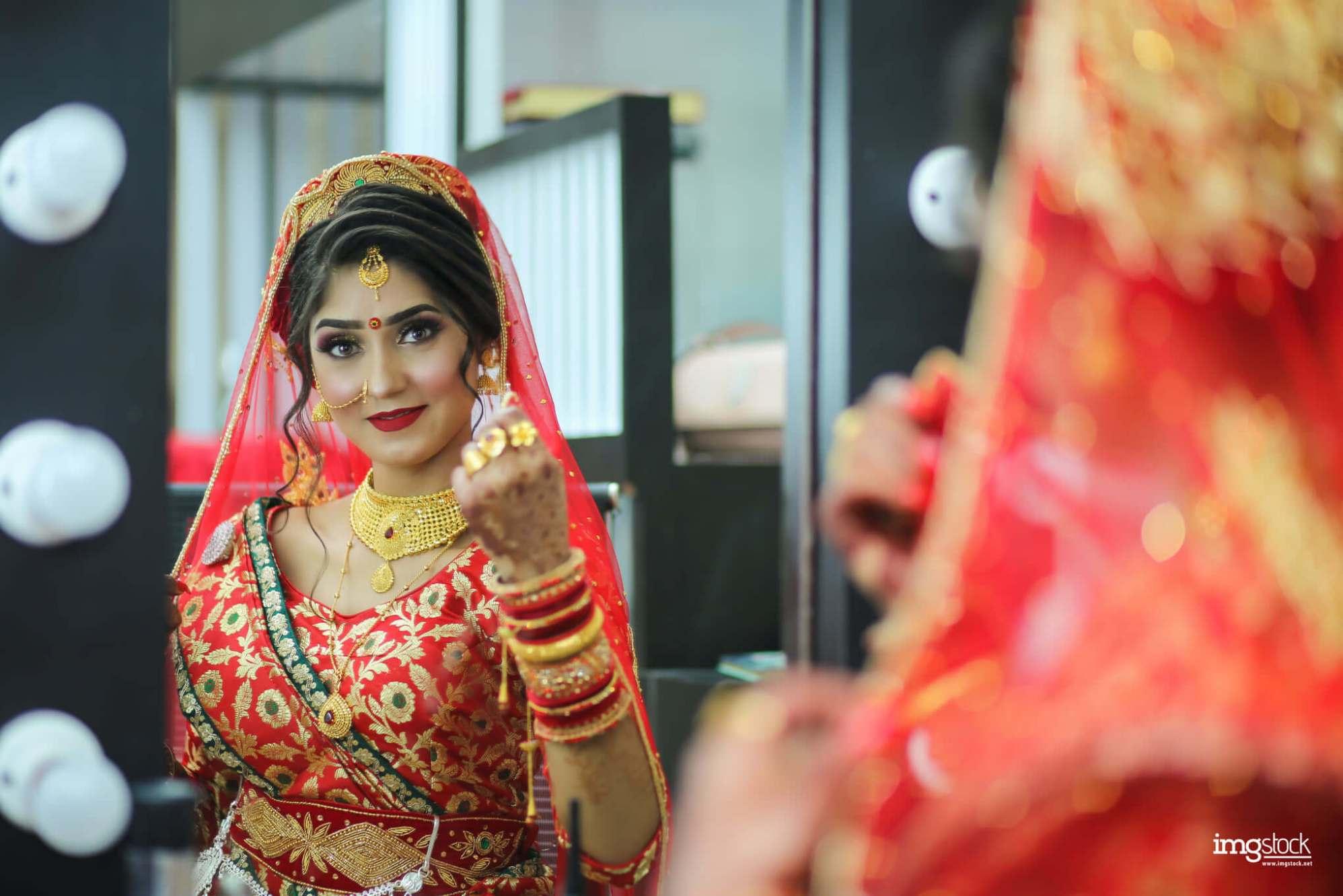 Aayusha Pokharel - Bridal photography - ImgStock, Biratnagar