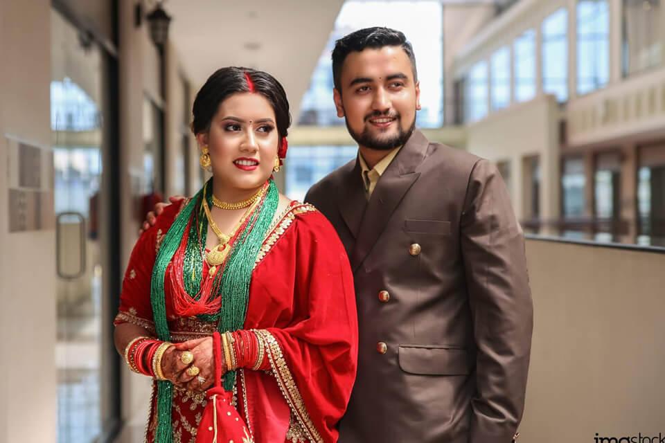 Rishav and Shraddha Wedding