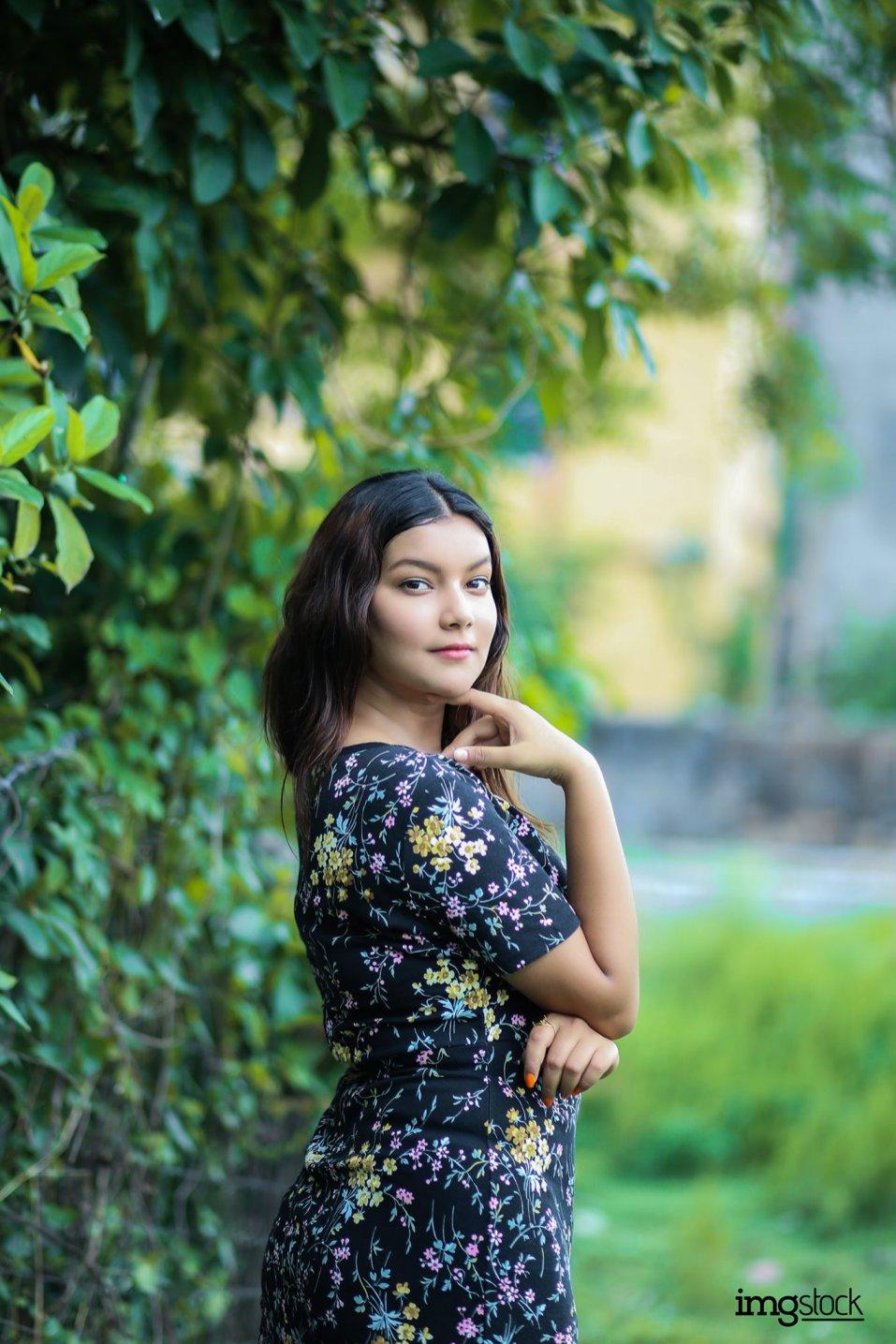 Silpa Subedi - Modeling Photography, ImgStock