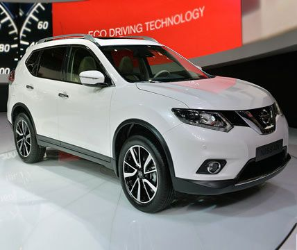 2014 Nissan X Trail Revealed Za